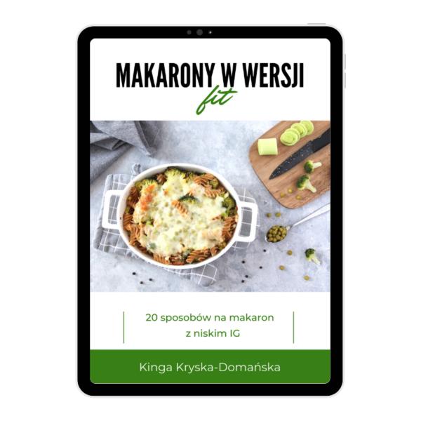 ebook makarony w wersji fit