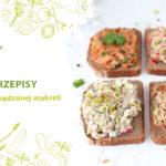 4 przepisy na pasty z wędzonej makreli