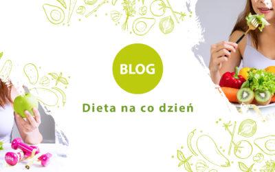 """Blog """"Dieta na co dzień"""""""