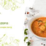 Szybka zupa curry