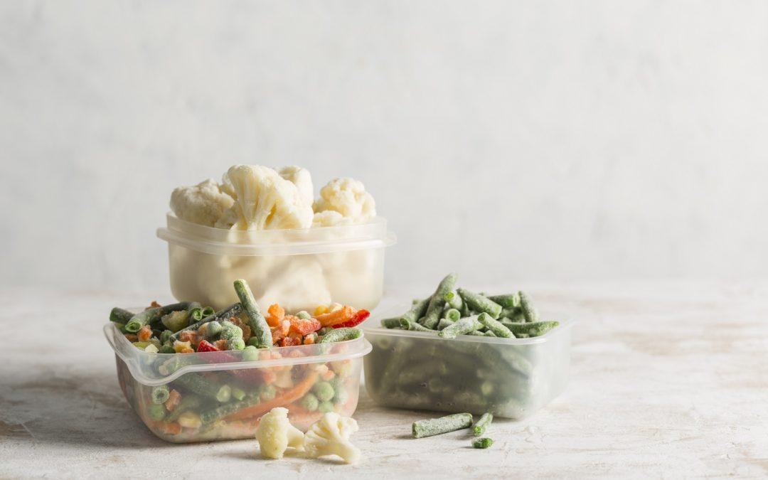 czy warzywa mrożone są zdrowe