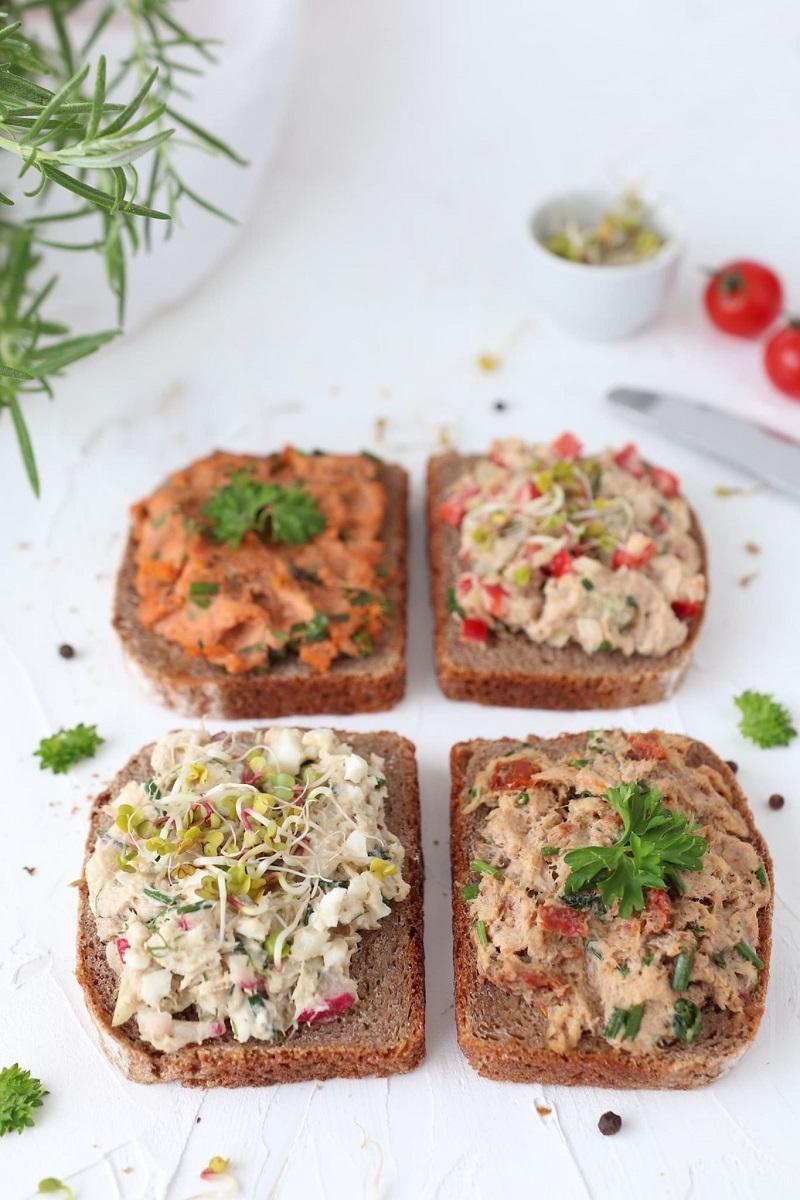 dietetyczne pasty z makreli